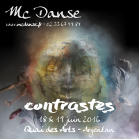 Contrastes, la création 2016 de Michèle CYR